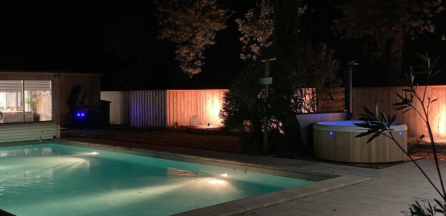 chambre hote andernos piscine et spa